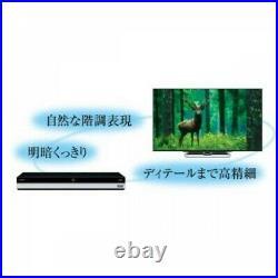 SHARP BD-UT2200 4K Ultra HD Blu-ray Recorder AQUOS 2TB 3 Tuner From Japan EMS