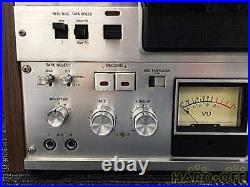 SONY 10602 TC-7750-2 Reel-to-Reel Tape Recorders Power Supply 100V from Japan K