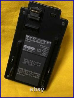 SONY HVR-MRC1K Memory Recording Unit Camcorder Near Mint from Japan #495194