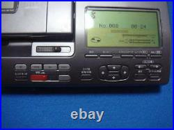 SONY MZS-R4ST MZ-R4ST Portable MD recorder MD station From Japan