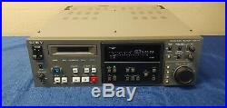 Sony PCM-7010 Digital Audio Recorder from a radio station