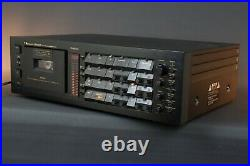 Stereo Cassette Deck NAKAMICHI DRAGON Top Tape Recorder Mint from HIFI Vintage