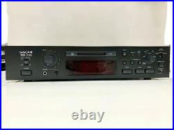 TASCAM MD-350 MINI DISC PLAYER / RECORDER MD DECK From Japan Used