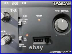 TASCAM Portastudio 414 Cassette 4-track Recorder Excellent+++ from JAPAN #2766