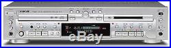 TEAC CD Player / MD Recorder Silver MD-70CD-S MD+CD FROM JAPAN NEW