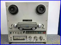 TEAC X-10R 16037 Reel-to-Reel Tape Recorders Power Supply 100V from Japan K