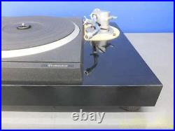 TECHNICS SP-20/SH-10B4 Record Player Power Supply Voltage 100V From Japan K