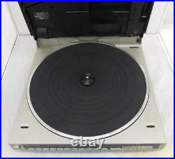 TECHNICS record player SL-6 From Japan Direct Drive Automatic Turntable