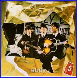 THE BEATLES BOX From Liverpool 8 LP's with Book Japan Odeon NM Vinyl