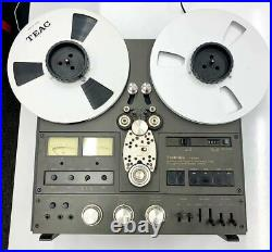 Technics RS-1500U Open reel deck Tape recorder / Shipping from JAPAN