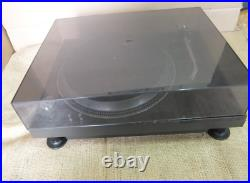 Technics SL-1100 Direct Drive Record Player Turntable From Japan Used