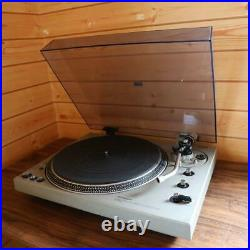 Technics SL-1600 Record Player Direct Drive Automatic Turntable System From JP