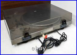 Technics SL-1700 Direct Drive Record Player From Japan Used
