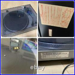 Technics SL-1700 Technics Turntable Record Player Tested Excellent from Japan