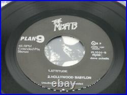 The Misfits 7 Vinyl BULLET Plan 9 Punk, from Japan