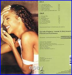 Toni Braxton Secrets 1996 LP EU Original Babyface R. Kelly From Japan FedEx