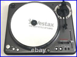 USED Vestax PDX-3000MK Turntable DJ DMC Vestax Analog Record From Japan