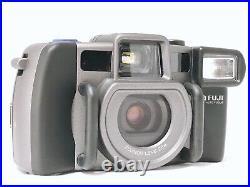 Unused in BoxFuji WORK RECORD Weatherproof 35mm Film Camera From Japan 368