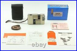 Unused in box Konica RECORDER Half Frame 35mm Film Camera from JAPAN #1118