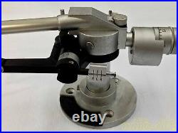 Used AT-1010 AUDIO-TECHNICA tone arm DTS universal Record Player from Japan