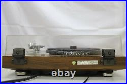 Used Pioneer PL-1250 Turntable Record player tested from Japan