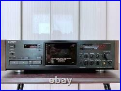 Used SONY TC-K333ESG 3 head cassette deck Tape Recorder Import From Japan
