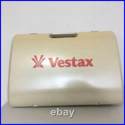 Vestax Handy Trax Portatile Turntable Record Player White from Japan Uesed