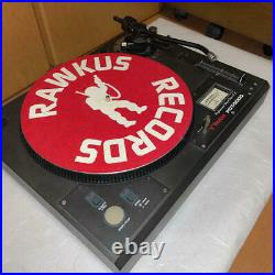 Vestax PDT-5000 Turntable DJ Professinal Record Player from Japan Used