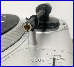 Vestax PDX-2000 DJ Turntable Analog Record Player AC100V F/S from Japan