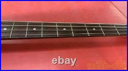 YAMAHA SBV-500 Electric Bass Guitar 1990 with Soft Case Live Recording from Japan