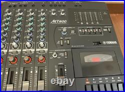 Yamaha MT400 Multitrack Cassette Recorder From Japan Used