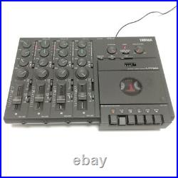 Yamaha MT50 Multitrack Cassette Tape Recorder MTR with Adapter from Japan