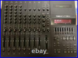 Yamaha MT8X Multitrack Cassette Tape Recorder 8track Vintage works From Japan