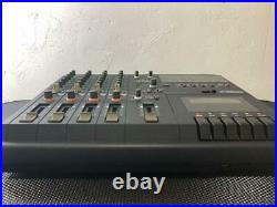 Yamaha Multitrack Cassette Recorder MT400 Working Used from Japan