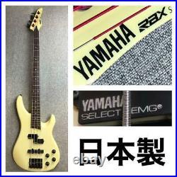 Yamaha RBX Super Medium Series Electric Bass Guitar Vintage Recording from Japan