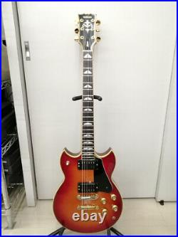 Yamaha SG1000 Electric Guitar withSoft Case Live Recording Vintage from Japan