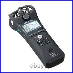 ZOOM Handy Recorder H1n Black from Japan New in Box