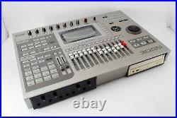 ZOOM MRS-1608 Multi Trak Recording Studio Tested / Exc From Japan 727724oc