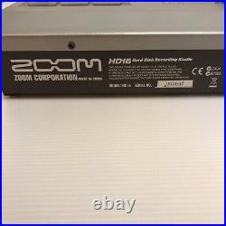 Zoom HD16CD Digital Multi Track Recorder from japan