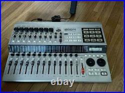 Zoom HD16 Digital Multi Track Hard Disk Recording Studio From Japan Used