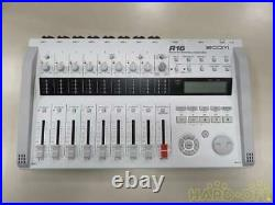 Zoom R16 Portable Multitrack Recorder Controller Interface From Japan